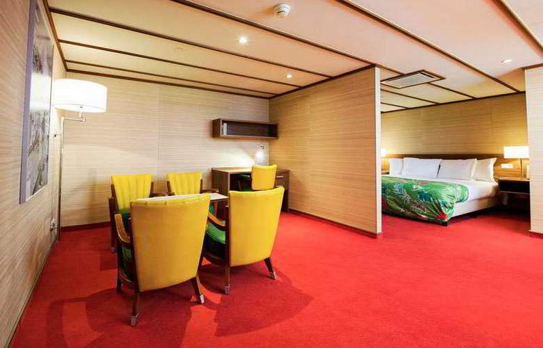 SS Rotterdam by Westcord Hotels - Room - 16