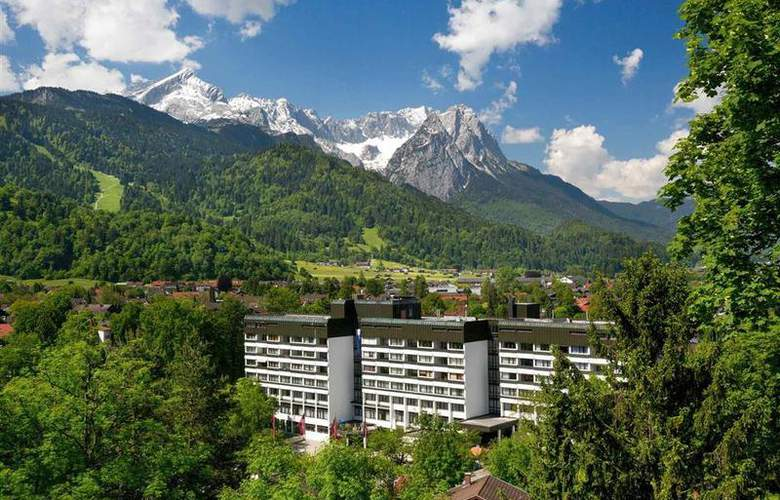 Mercure Garmisch-Partenkirchen - Hotel - 55