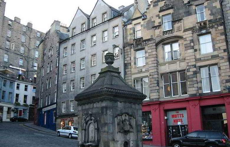 Edinburgh Apartments - Hotel - 0