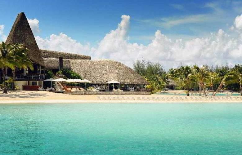 Le Meridien Bora Bora - Beach - 80