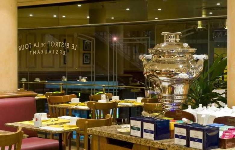 Radisson Blu Lyon - Restaurant - 7