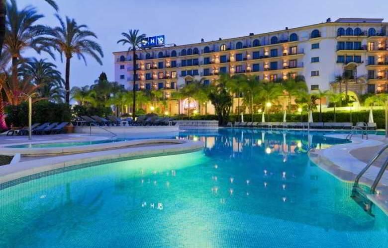 H10 Andalucia Plaza  - Pool - 13