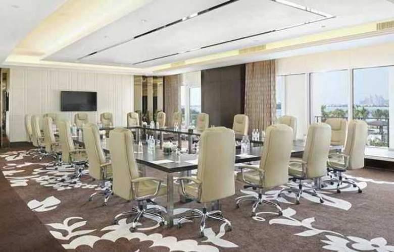 Waldorf Astoria Dubai Palm Jumeirah - Conference - 4