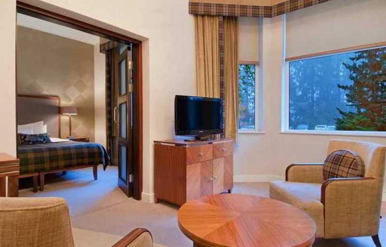 Hilton Dunkeld House Hotel and Country Club - Hotel - 8