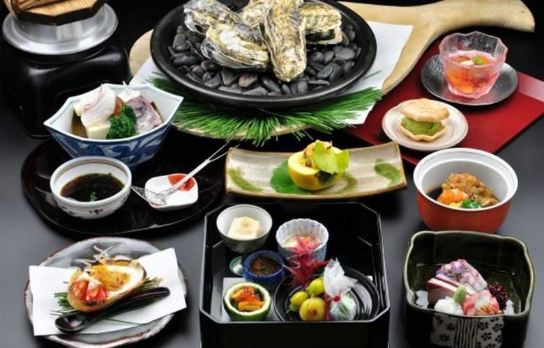 Ryokan Iwaso - Restaurant - 14