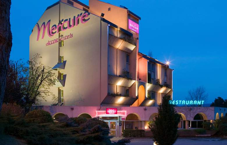 Mercure Vienne Sud Chanas - Hotel - 0