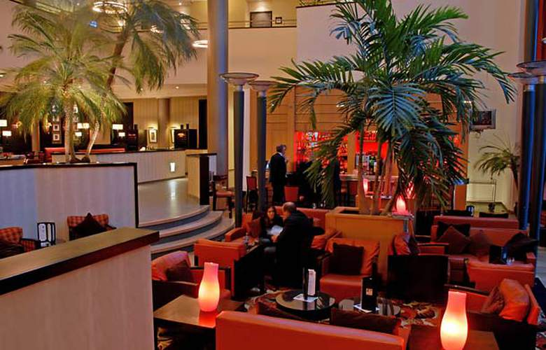 Courtyard Brussels by Marriott - Bar - 3