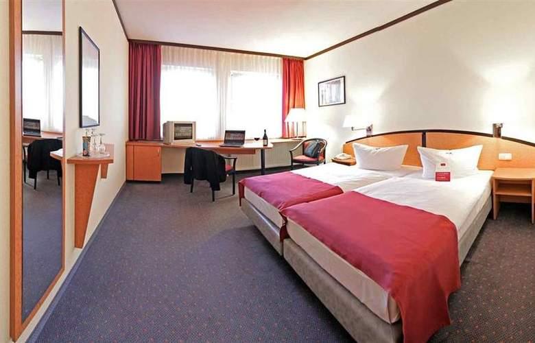 Mercure Hotel Halle Leipzig - Room - 19