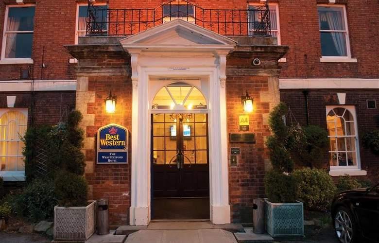 Best Western West Retford - Hotel - 61