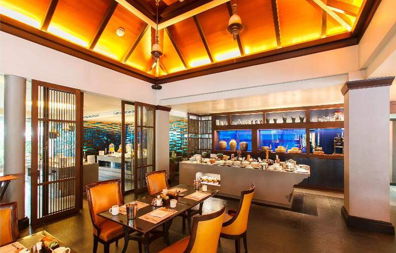Holiday Inn Resort Phuket Patong - Restaurant - 22