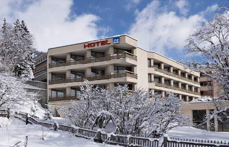 Quadratscha Swiss Quality Hotel - Hotel - 0