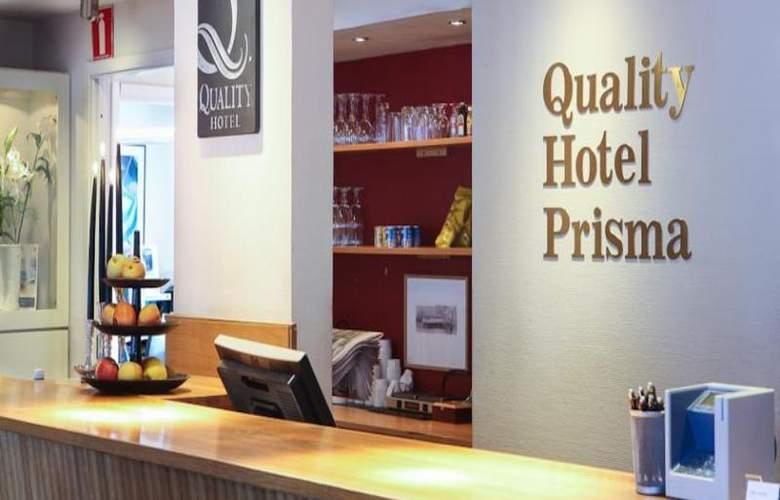 Quality Hotel Prisma - Hotel - 0