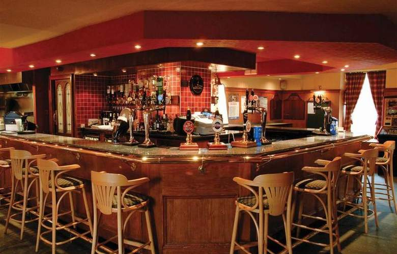 BEST WESTERN Braid Hills Hotel - Bar - 290