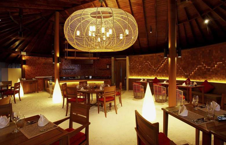 Centara Ras Fushi Resort & Spa Maldives - Restaurant - 23