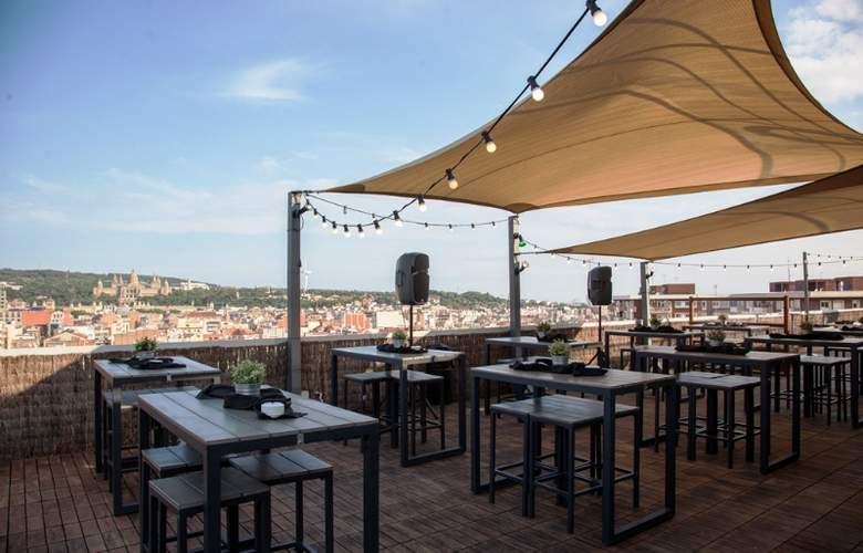 Expo Hotel  Barcelona - Terrace - 7