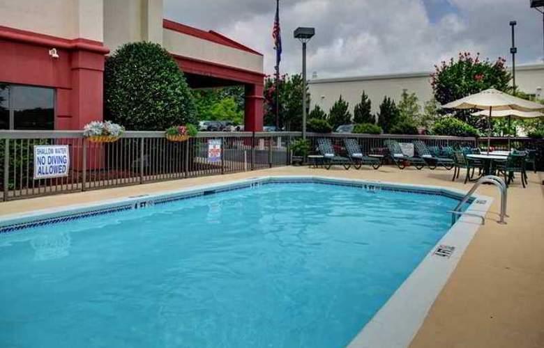Hampton Inn Greenville I-385 - Woodruff Rd. - Hotel - 5