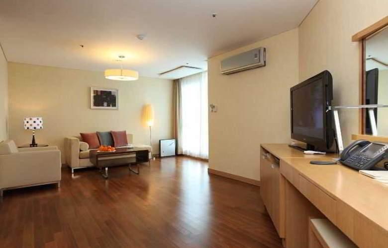 Ocean Suites Hotel Jeju - Room - 6