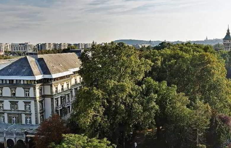 Danubius Grand Hotel Margitsziget - Hotel - 5