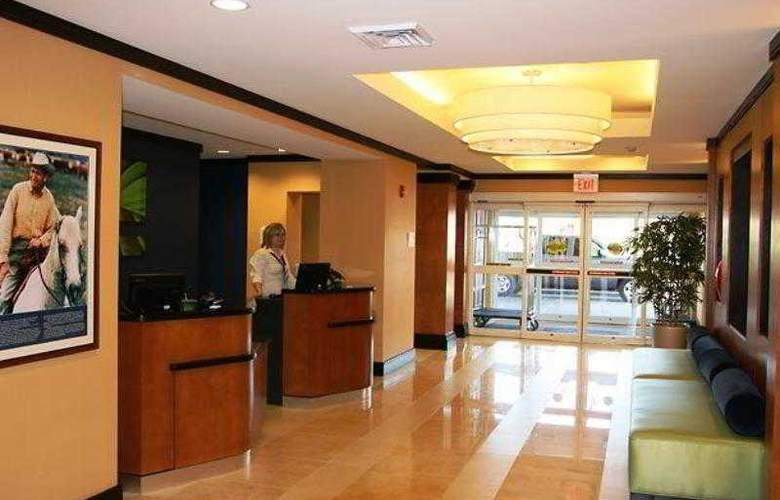 Fairfield Inn & Suites Birmingham Pelham/I-65 - Hotel - 1