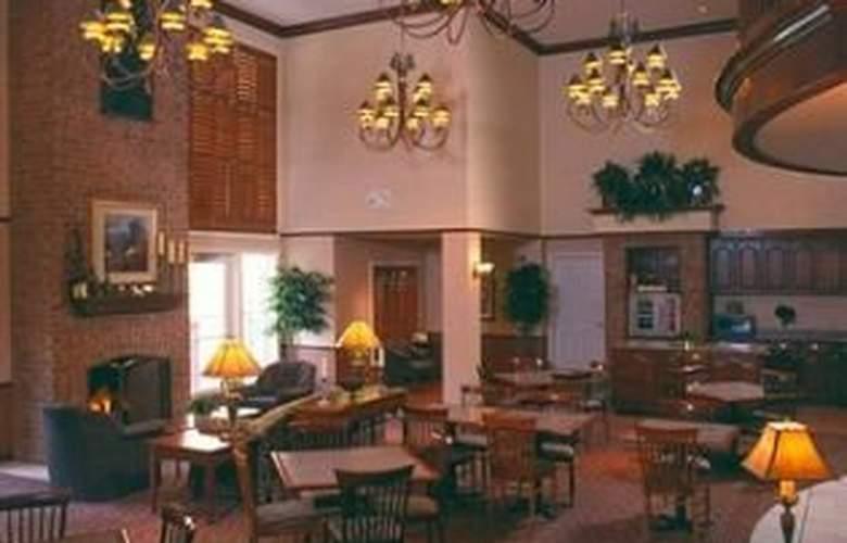 Homewood Suites Kansas City Airport - Restaurant - 1