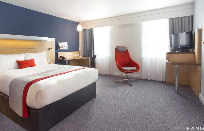 Holiday Inn Express London Limehouse - Room - 13
