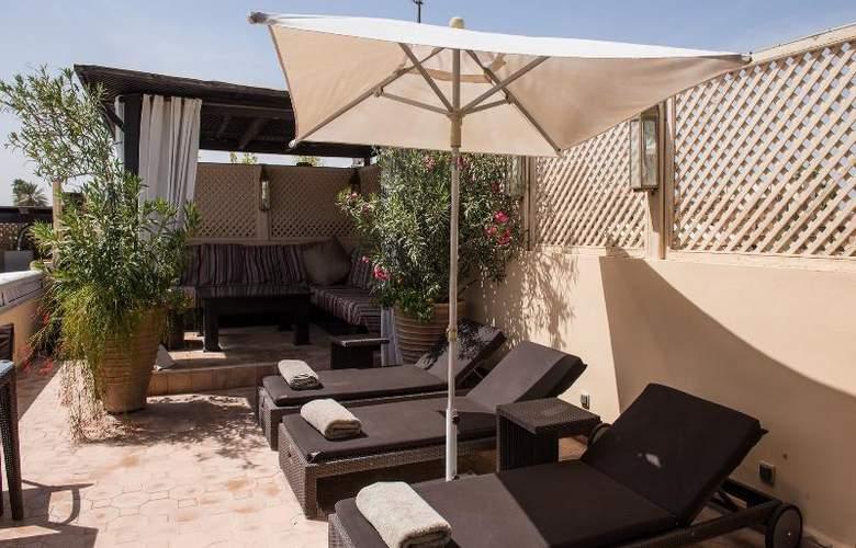 Riad Akka - Terrace - 30