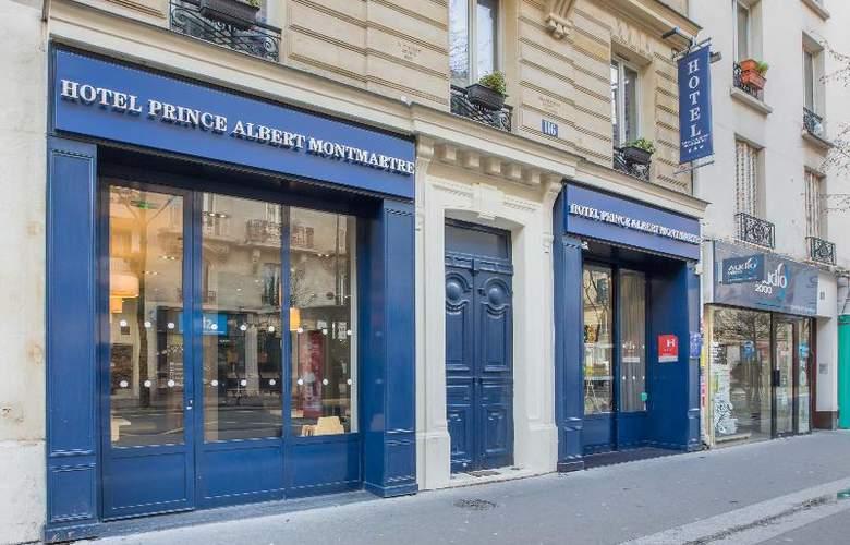 Prince Albert Montmartre - Hotel - 0