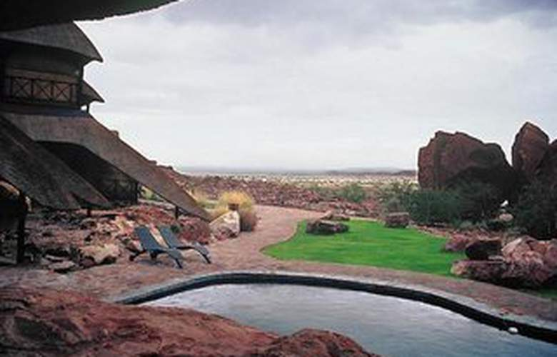 Twyfelfontein Country lodge - Pool - 1