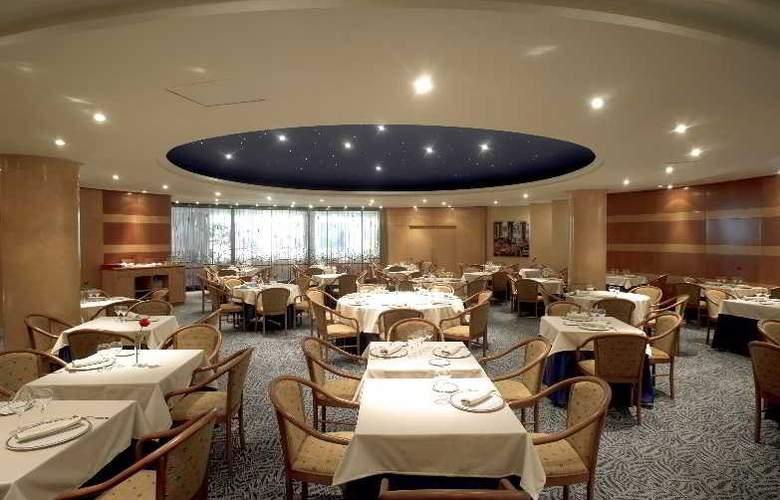 Hcc Montblanc - Restaurant - 19