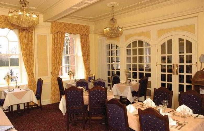 Best Western West Retford - Hotel - 56