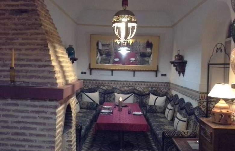 Maison Arabo-Andalouse - Restaurant - 63