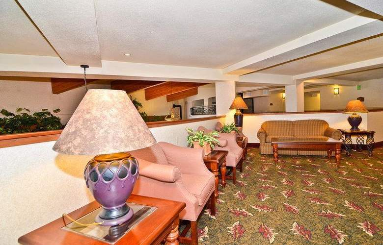 Best Western Plus High Sierra Hotel - General - 105