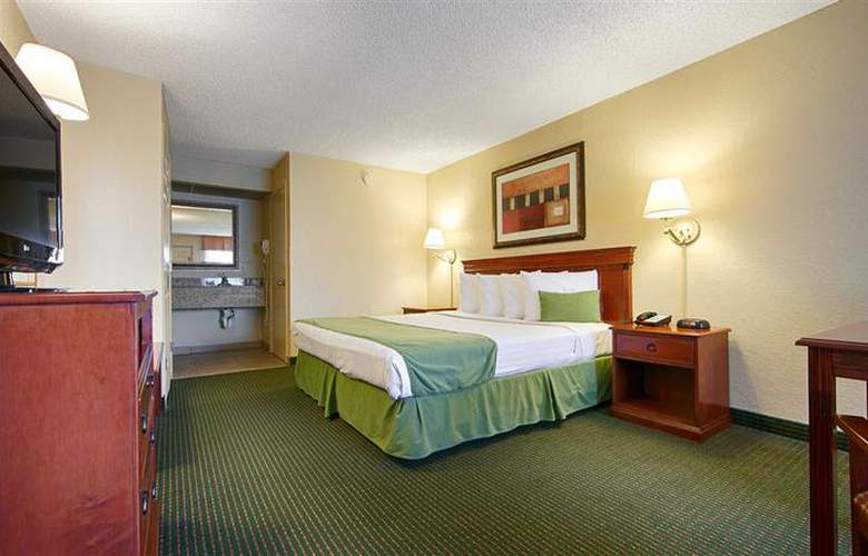 Best Western Orlando East Inn & Suites - Room - 51