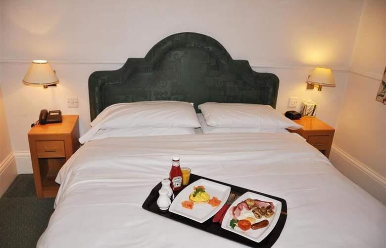 Best Western Montague Hotel - Room - 101