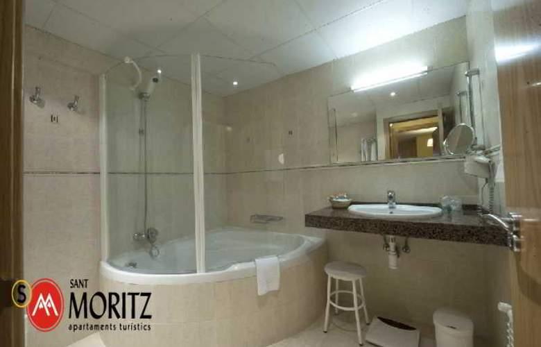 Apartamentos Sant Moritz - Room - 23