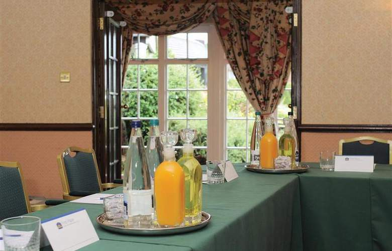 Best Western Calcot - Conference - 126
