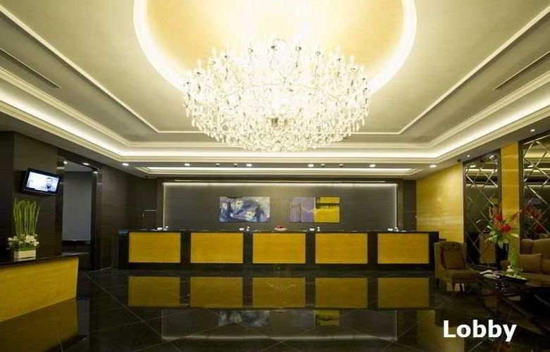 V Hotel Lavender - General - 2