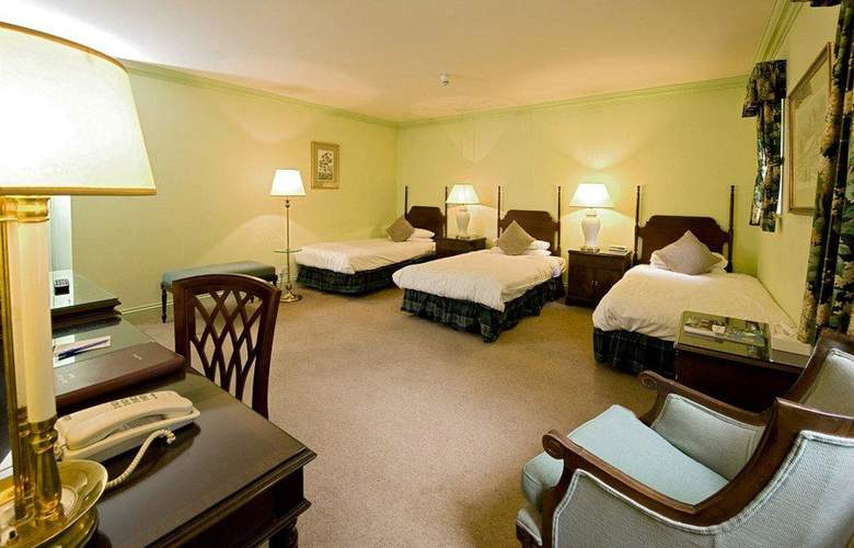 Best Western Plus Orton Hall Hotel & Spa - Room - 12