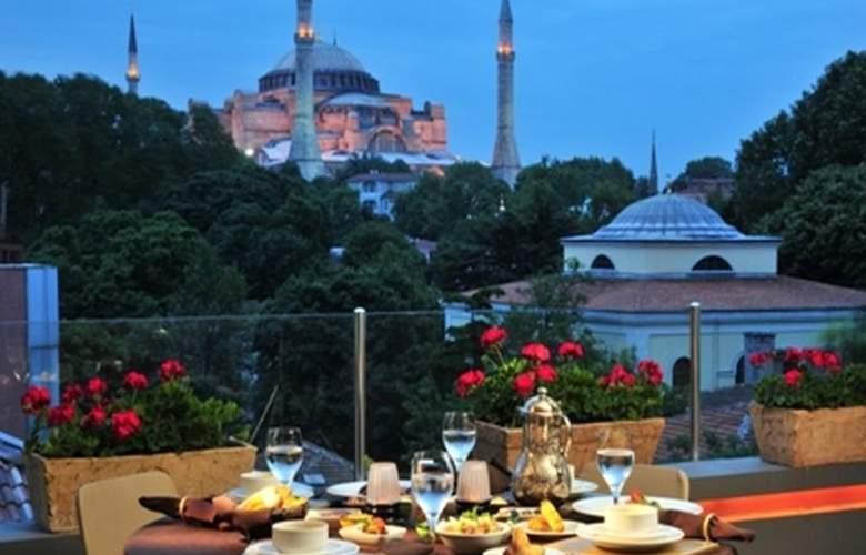 Yasmak Sultan - Terrace - 12