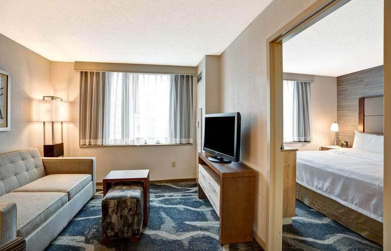 Homewood Suites by Hilton Chicago-Downtown - Room - 13