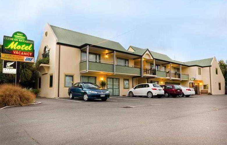 Best Western Clyde on Riccarton Motel - Hotel - 9