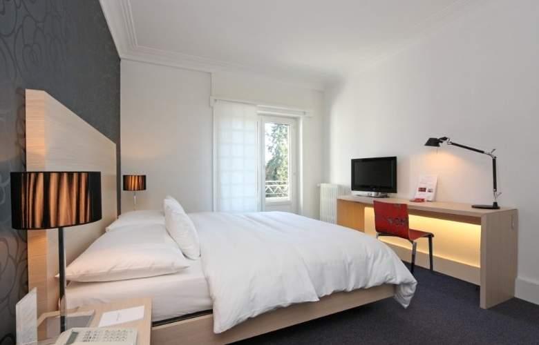 Mon-Repos Swiss Quality Hotel - Room - 3