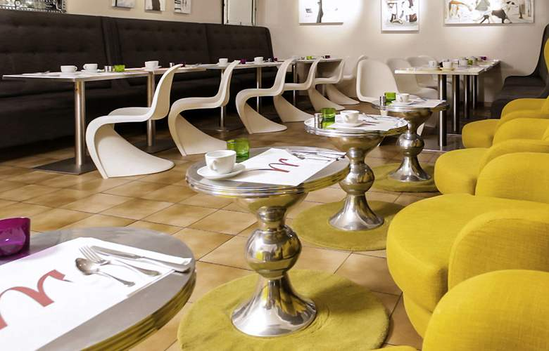 Mercure Paris Bastille Saint-Antoine - Restaurant - 3