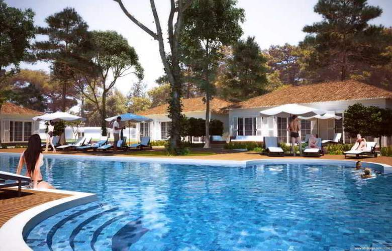 Nirvana Lagoon Villas Suites & Spa - Pool - 10