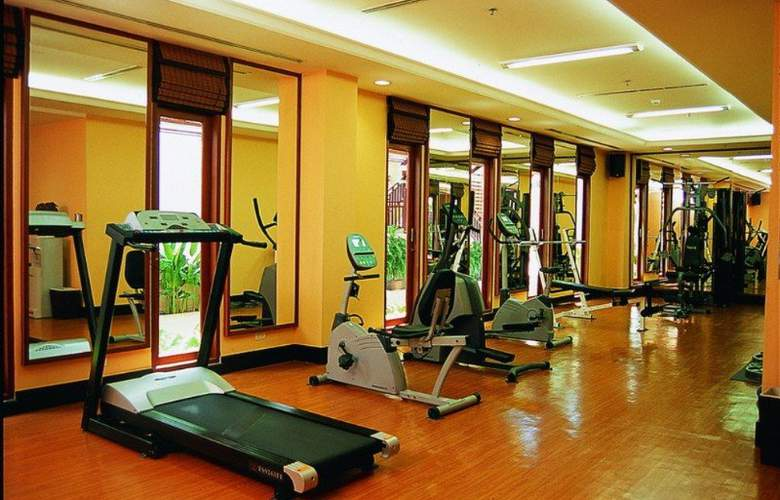 Ravindra Beach Resort & Spa - Sport - 8