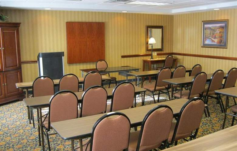 Best Western Executive Inn & Suites - Conference - 139