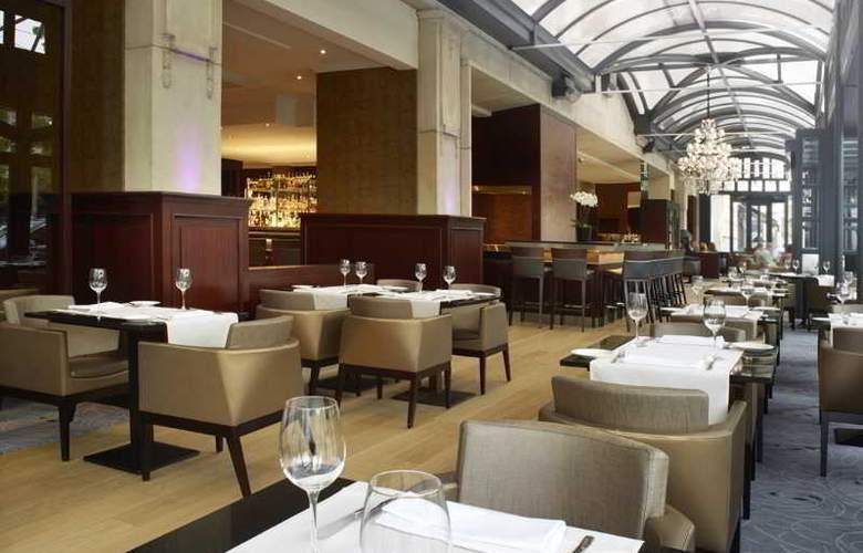 Hilton Antwerp - Restaurant - 16