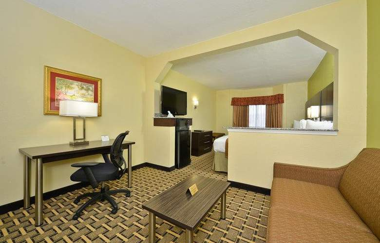 Best Western Knoxville - Room - 87