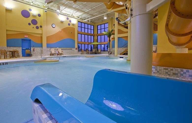Best Western Port O'Call Hotel Calgary - Pool - 107