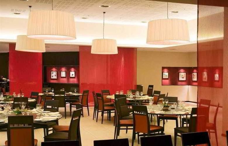 Novotel Madrid Campo de Las Naciones - Restaurant - 9
